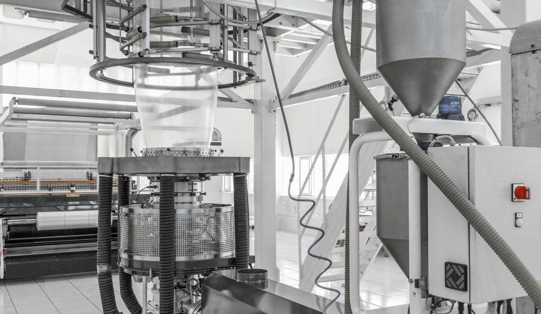 produkcja polietylenu i opokaowań foliowych - firma folmet